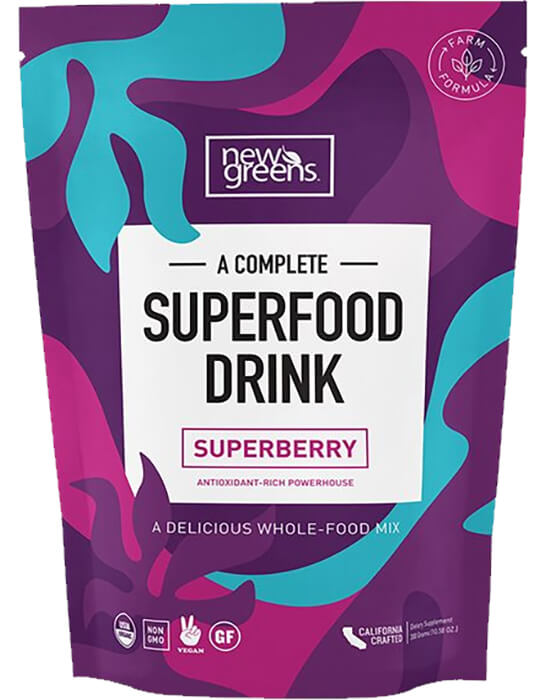 Newgreens Superberry Antioxidant Green Drink