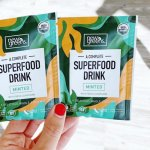 Newgreens Minted Flavor Travel Packets