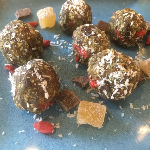 Newgreens Energy Balls